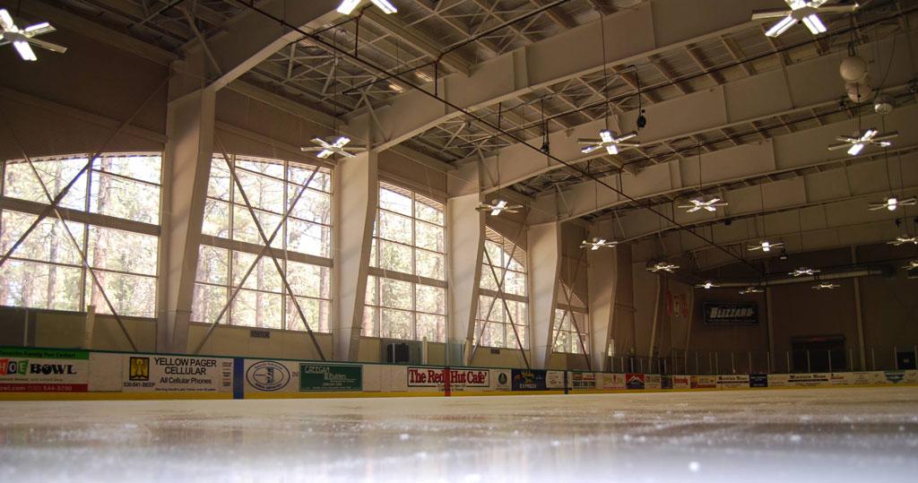 South Lake Tahoe Ice Arena