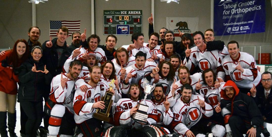 Utah Wins 2015 PAC-8 Championship