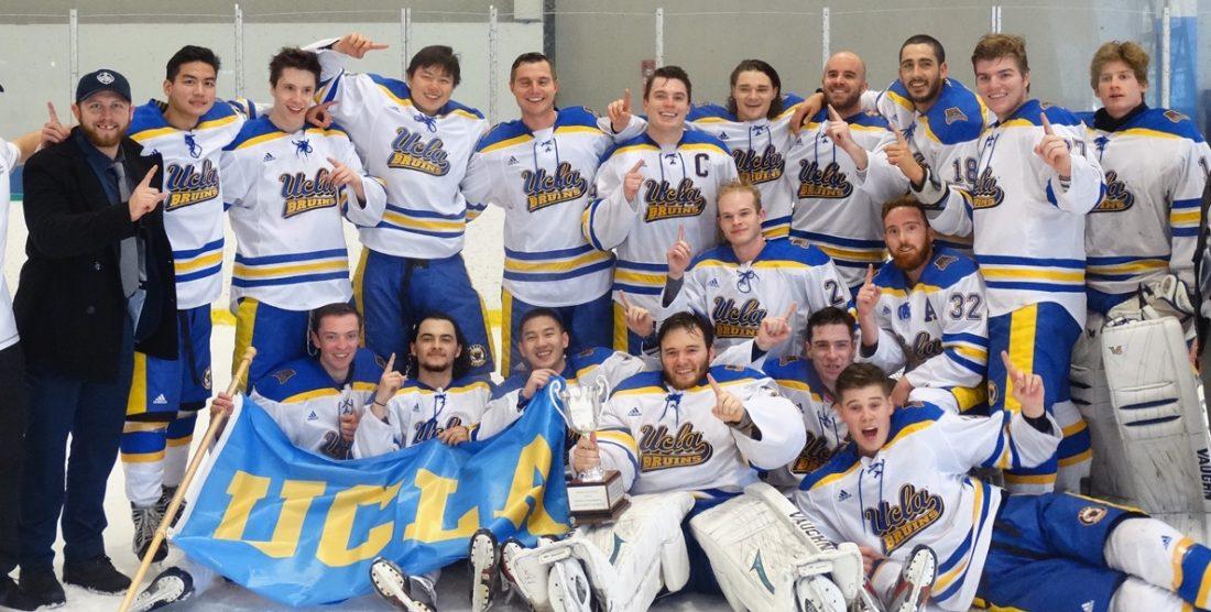UCLA Wins 2017 PAC-8 Championship